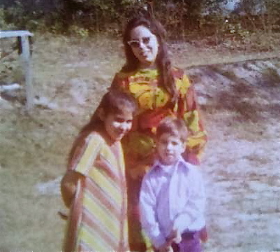 m Me and the Kiddos-so 70's!