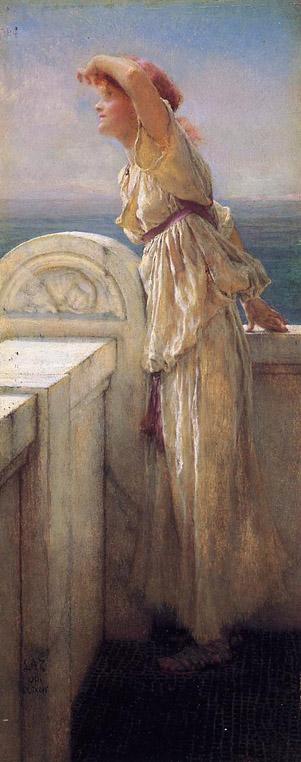 Alma_Tadema_Hopeful
