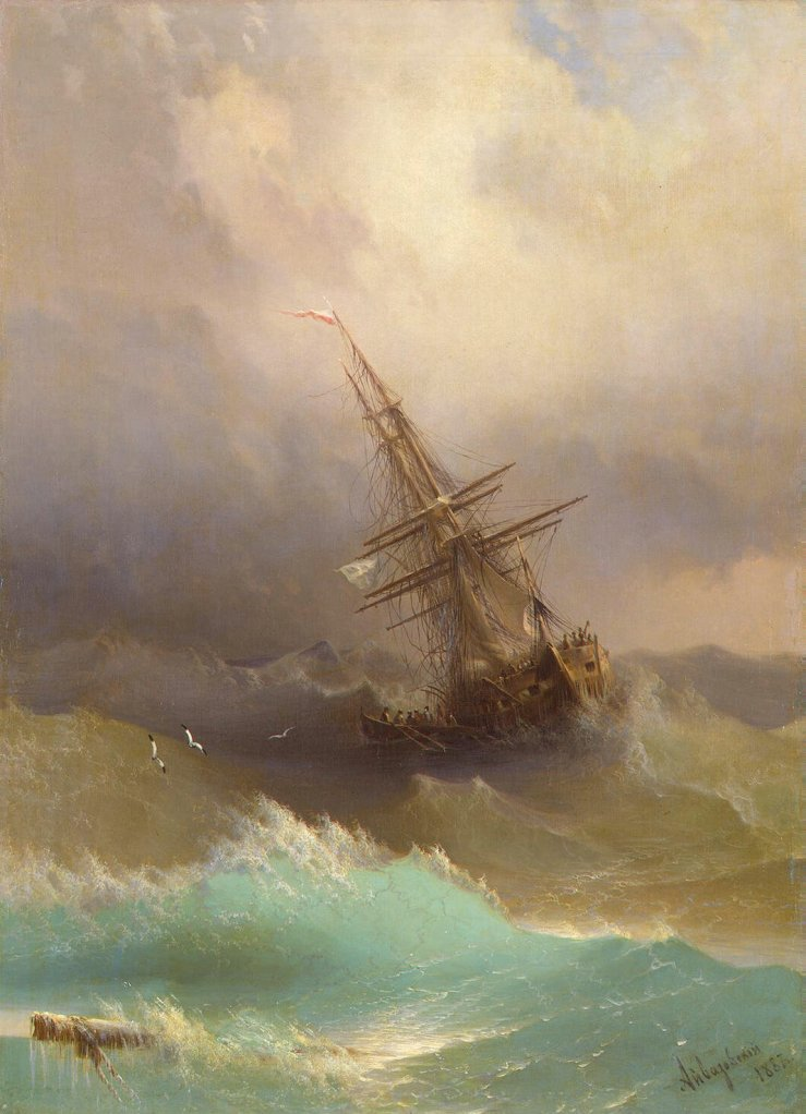 Aivazovsky_Ivan_Konstantinovich-ZZZ-Ship_in_the_Stormy_Sea-1