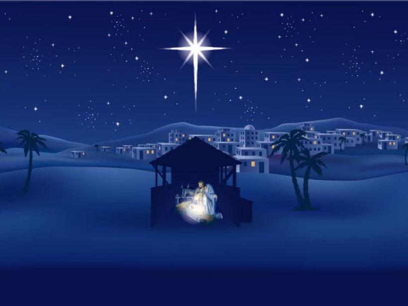 jesus birth - star of bethlehem